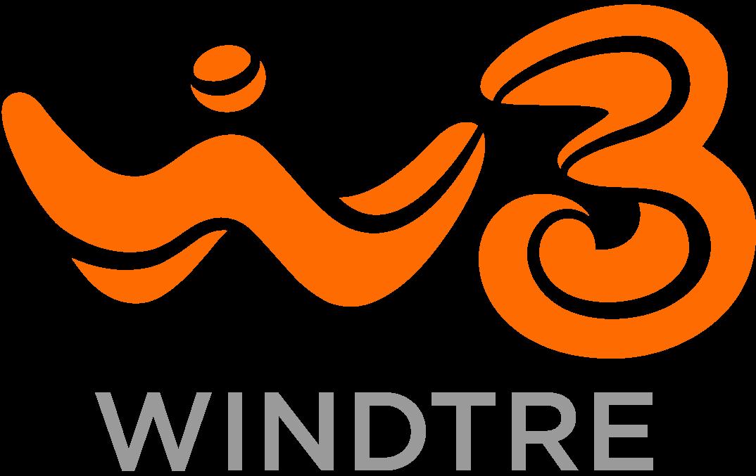 logo wind positivo